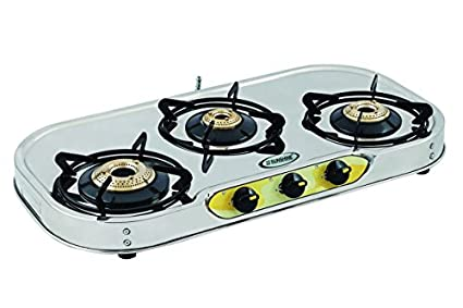 VT-3 Gas Cooktop (3 Burner)