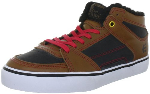 Etnies Men's RVM LX Trainers - Skateboarding 4101000386 Brown/Red 228 5 UK