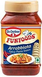 Funfoods Arrabbiata Pasta Sauce, 325g