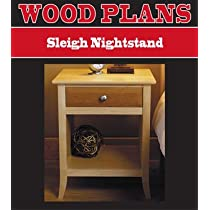 Nightstand Plan