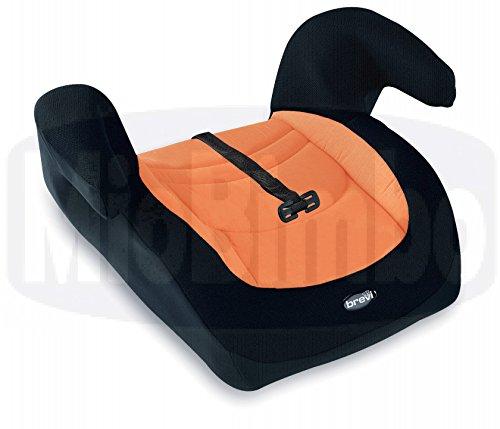 Brevi-Booster-Plus-Group-23-Car-Seat-Orange