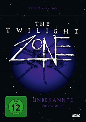 The Twilight Zone: Unbekannte Dimensionen - Staffel 2 [4 DVDs]