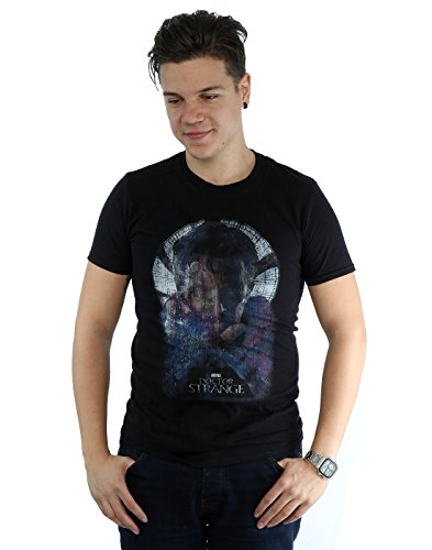 Marvel -  T-shirt - Maniche corte  - Uomo Black X-Large