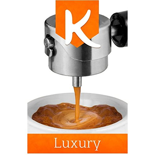 "KAMIRA CAFFE' "" LUXURY"" 1,5 KG."
