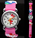 Hello Kitty Watch for Girls 3D + Free Extra Battery