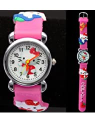 Hello Kitty Watch Girls Battery