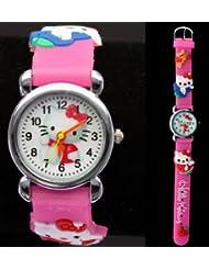 Hello Kitty Watch Girls Battery