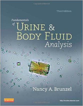 Fundamentals of Urine and Body Fluid Analysis, 3e