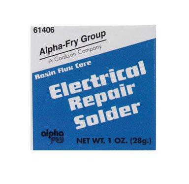 Alpha Metals Oz .062 Elec Solder Am61406 Solder