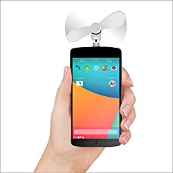 XTRA Mobile Phone Mini Fan with Micro Pin for Andriod Devices USB Fan