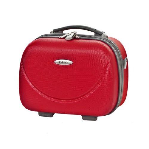 koffer-direkt Beauty Case rot Franky ABS1 36 cm