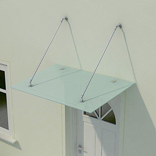 vordach glas sonstige preisvergleiche erfahrungsberichte und kauf bei nextag. Black Bedroom Furniture Sets. Home Design Ideas