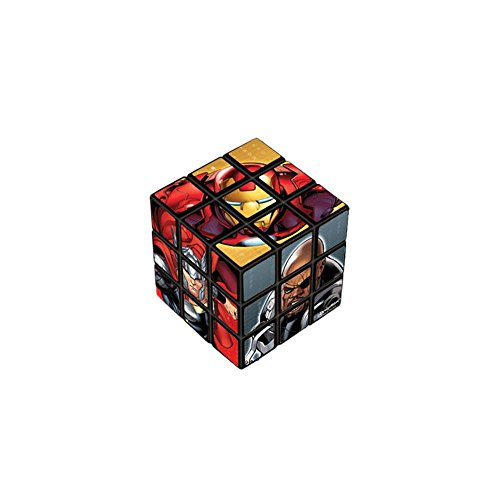 Avengers Puzzle Cube, Mini (Avenger Pictures compare prices)