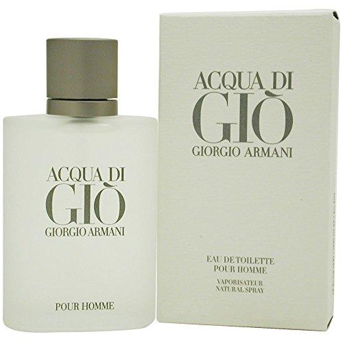Giorgio Armani Acqua di Gio Homme Eau de Toilette, Uomo, 30 ml
