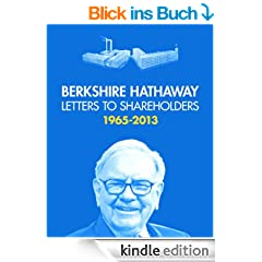 Berkshire Hathaway Letters to Shareholders, 2013 (English Edition)