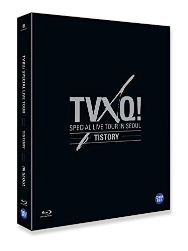 """東方神起 - スペシャル ライブ ツアー """"T1ST0RY"""" in Seoul (Blu-ray + フォトブック) (韓国版)"""