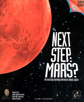Next Step: Mars? (Mac CD-Rom)