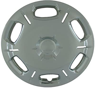 CCI IWC446-16C 16 Inch Clip On Chrome Finish Hubcaps - Pack of 4