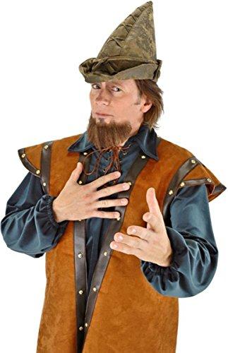 [elope Men's Hat Robin Hood Moss Green, 57-61 Cm Heads] (Hat Robin Hood Moss)