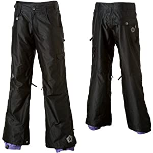 Sessions Womens Girlock Pant Black sz. S