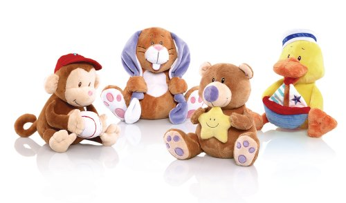 Plush Toy Pacifier front-168693