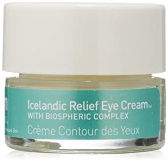 skyn ICELAND Icelandic Relief Eye Cream, 0.49 oz.