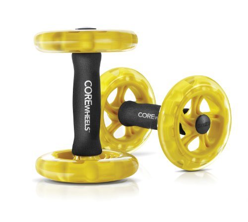 Images for SKLZ Core Wheels Dynamic Strength & Ab Trainer