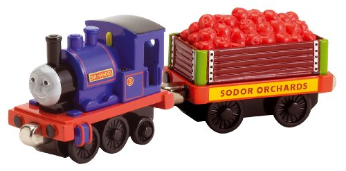 Learning Curve Brands Take Along Thomas and Friends - Sir Handel and The Apple Truck - Pack of 2 - 1