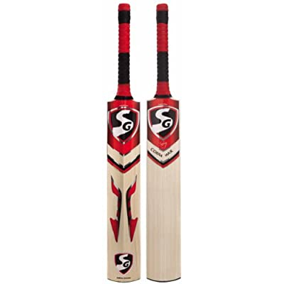 SG Cobra Max English Willow Cricket Bat, Short Handle