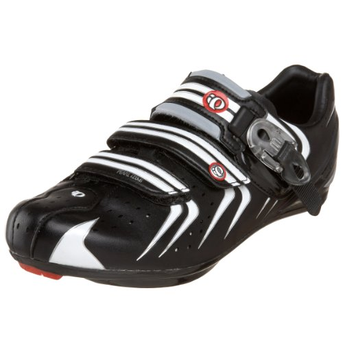 Pearl Izumi Men's Elite Rd Ii Cycling Shoe Black/White PZ577406543.0 9 UK