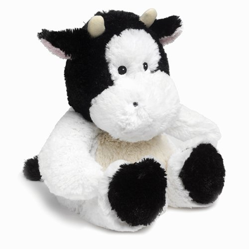 Intelex Cow Microwavable Toy