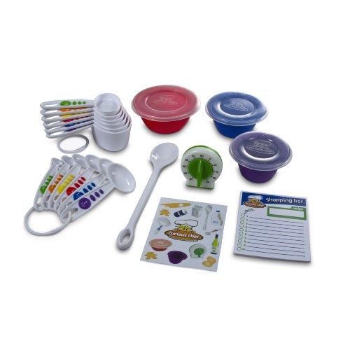 Curious Chef 17-Piece Measure & Prep Kit