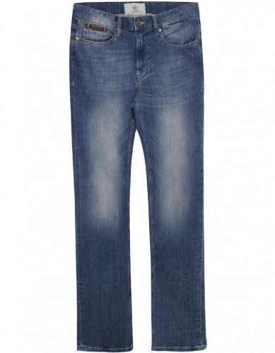 Cerruti 1881 Men's Pants Blue Etesien Light Wash Jeans 38/32