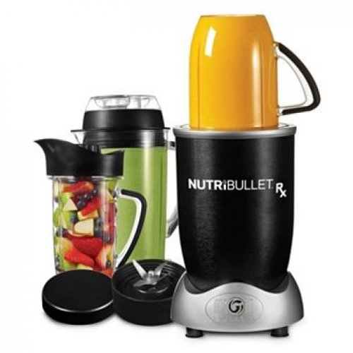 The Ninja Blender Recipes front-22678