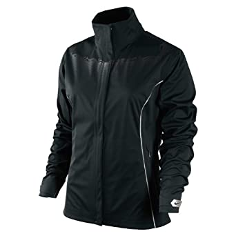 Nike Golf Women's Elite Full Zip Jacket ( Black, Small)