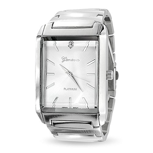 bling-jewelry-acciaio-inossidabile-rettangolo-dial-mens-link-watch
