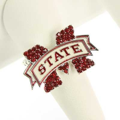 Mississippi State Stretch Ring