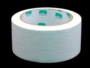 2quot White Colored Premium-Cloth Book Binding Repair Tape  15 Yard Roll BookGuard Brand