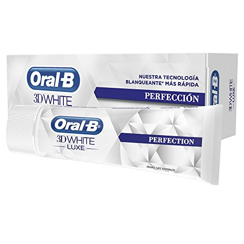 Oral-B 3D White Luxe Perfeccion Dentifricio - 75 ml