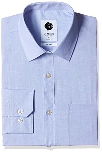 Symbol-Mens-Formal-Fil-a-Fil-Regular-Fit-Shirt