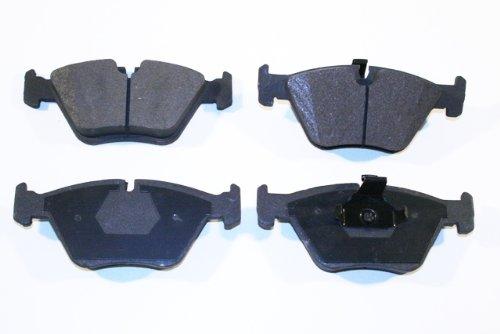 Prime Choice Auto Parts Scd725 Front Ceramic Brake Pad Set