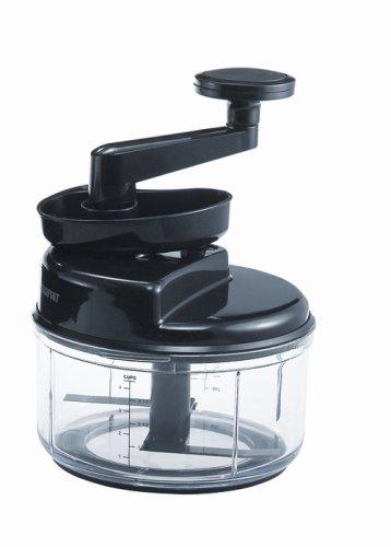 Manual Food Processor ~ Hand crank food processor