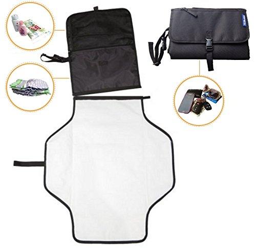 Cambiador bebe portatil para cambiar de pa ales o ropa al beb bolso cambiador bebe de mano - Cambiador de bb ...