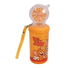 Tom & Jerry Water Bottle - Orange