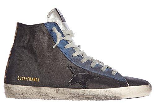 Golden-Goose-zapatos-zapatillas-de-deporte-largas-hombres-nuevo-francy-leo-vinta