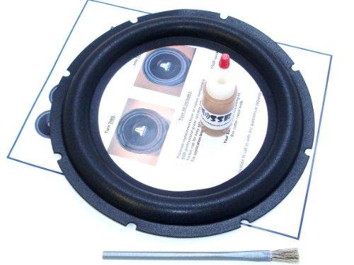 "Jl Audio 10"" 10Wx Speaker Foam Surround Repair Kit - 10 Inch"