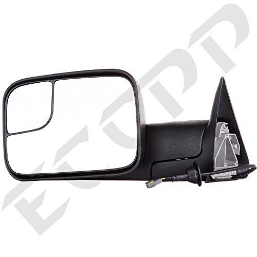 1995 Dodge Ram Wagon 3500 Camshaft: ECCPP Towing Mirrors Dodge Ram Tow Mirrors Pair Power