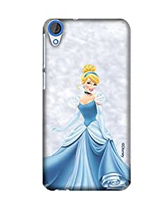 Pick Pattern with Exclusive DISNEY Characters Back Cover for HTC Desire 820