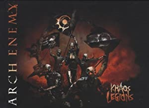 Khaos Legions - Edition deluxe (Mediabook long box, 2 CD)