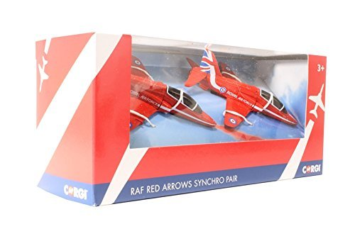 corgi-showcase-red-arrows-synchro-pair-twin-pack